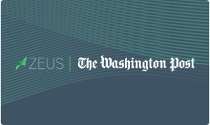 Zeus + Washington Post